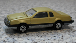 Ford Thunderbird | Model Cars