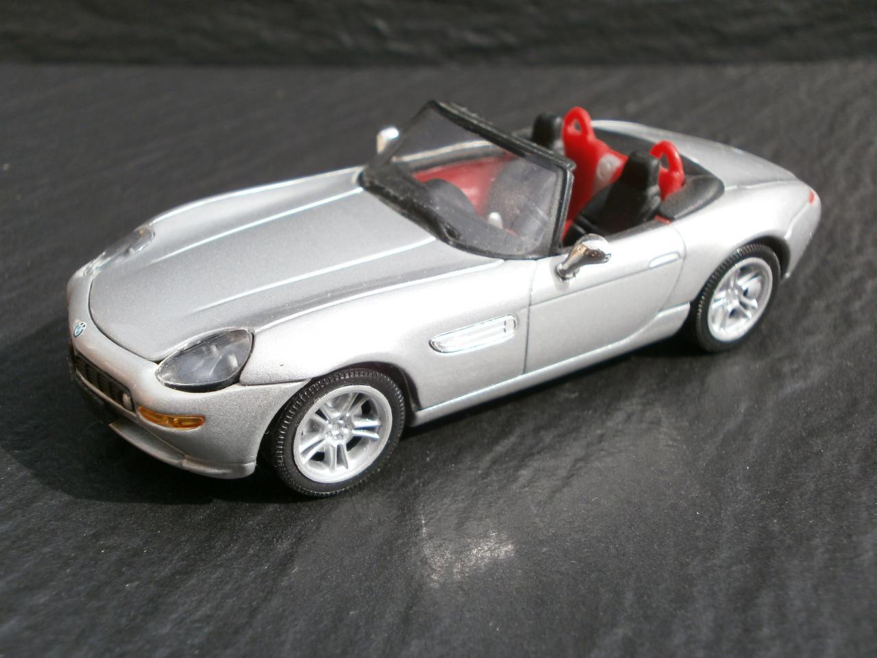 Bmw Z8 Model Cars Hobbydb