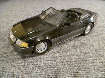 1990 Mercedes-Benz 500 SL | Model Cars