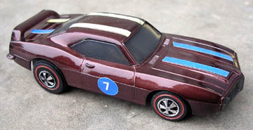 1969 Firebird Trans-Am | Model Cars