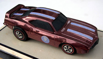 1970 Firebird Trans-Am | Model Cars