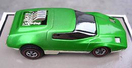 1970 revvin heaven green medium