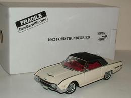 1962 Ford Thunderbird | Model Cars