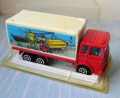 Majorette saviem container truck model trucks d7633629 c120 49d9 b494 f92ce6eccadf medium