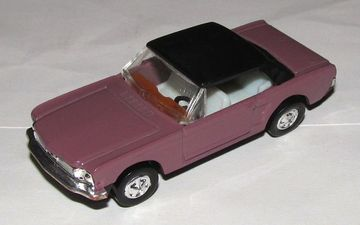 Ford Mustang Hard Top | Model Cars
