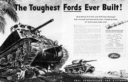 The Toughest Fords Ever Built! | Print Ads