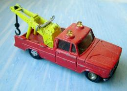 Wrecker Truck | Model Trucks