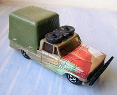 Safari Truck | Model Trucks