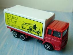 Saviem Container Truck | Model Trucks