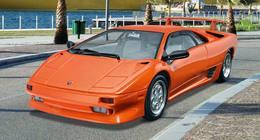 Lamborghini Diablo VT | Model Car Kits