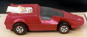 Anteater   Model Cars