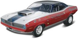 Sox and Martin '70 Plymouth HEMI Cuda | Model Car Kits