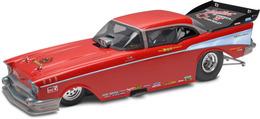 McEwen '57 Chevy Funny Car | Model Car Kits