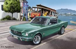 1965 Ford Mustang 2+2 Fastback | Model Car Kits