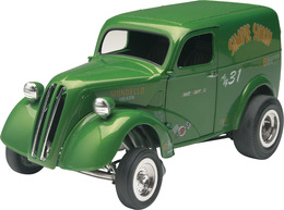 Thames Panel Truck | Model Car Kits