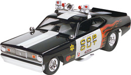 Monogram Plymouth Duster Cop Out | Model Car Kits