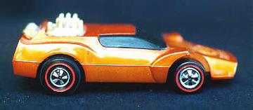 Backfire | Model Cars