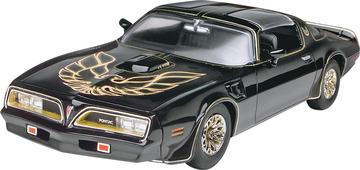 Smokey and the Bandit '77 Pontiac Firebird | Model Car Kits