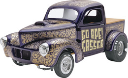 Monogram 1/25 '41 Willy's Pickup | Model Car Kits
