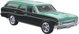 '66 Chevelle Station Wagon | Model Car Kits