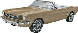 Monogram 1/24 '64-1/2 Mustang Convertible | Model Car Kits