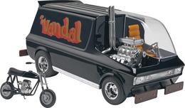 Monogram 1/24 Vandal | Model Car Kits