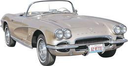 1962 Corvette Roadster 2 'n 1 | Model Car Kits