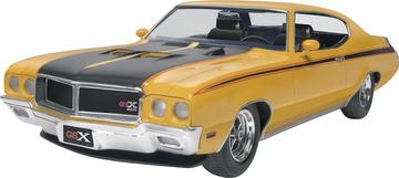 Monogram 1/24 '70 Buick GSX | Model Car Kits