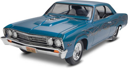 '67 Chevelle Pro Street | Model Car Kits
