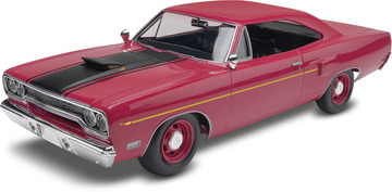 Monogram 1/24 '70 Plymouth Road Runner | Model Car Kits