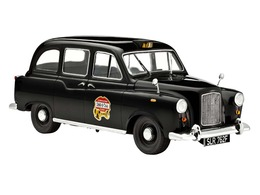 London Taxi | Model Car Kits