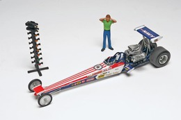 Tom 'Mongoose' McEwen Rail Dragster | Model Car Kits