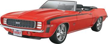 '69 Camaro SS/RS Convertible 2'n 1 | Model Car Kits