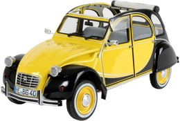 Citroën 2CV | Model Car Kits