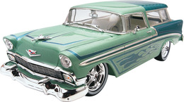 Chevrolet 1956 Nomad 2'n 1, '56 Chevy Station Wagon | Model Car Kits