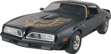 78 Pontiac Firebird 3'n 1 | Model Car Kits