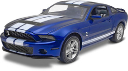 2010 Ford Shelby GT500 | Model Car Kits