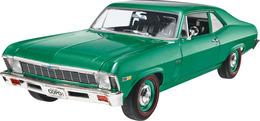 '69 Chevy Nova COPO | Model Car Kits
