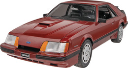 Monogram 1/24 '85 Ford SVO Mustang | Model Car Kits