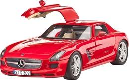 Mercedes SLS AMG | Model Car Kits