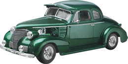Monogram 1/24 '39 Chevy Coupe Street Rod | Model Car Kits