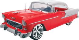 Monogram 1/25 '55 Chevy Bel Air Hardtop 2 'n 1 | Model Car Kits
