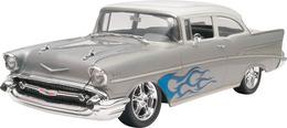 '57 Chevy Bel Air Two Door Sedan 2 'n 1 | Model Car Kits