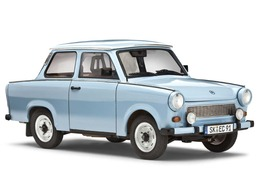 Trabant 601 Limousine | Model Car Kits