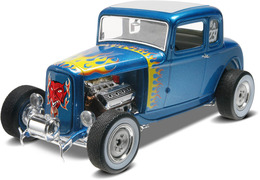 Ford 5 Window Coupe | Model Car Kits