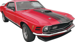 '70 Ford Mustang Mach 1 2 'n 1 | Model Car Kits