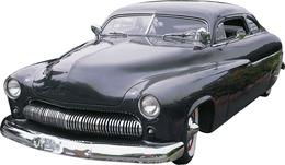 49 Mercury Custom Coupe | Model Car Kits