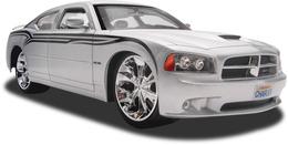 Dodge Charger SRT8 | Model Car Kits