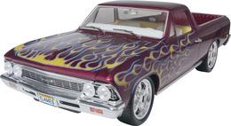 66 Chevy El Camino 2'n1 | Model Car Kits