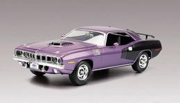 71 HEMI 'Cuda Hardtop | Model Car Kits